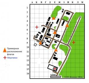 карта бателфилд
